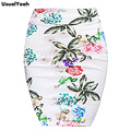 Summer Women Mini Pencil Skirts 2017 Vintage Flower Printed High Waist Office Lady Work Wear Skirts Saias Plus Size