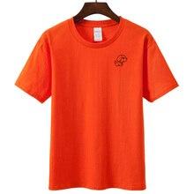 Harajuku Lolita Dog Mom Graphics Oversized Loose Cute Tops Tshirt Schoolgirl Summer Preppy Style Red Long Graphic T Shirts Women