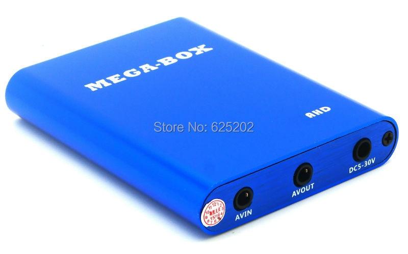 Rejestrator Super Mini AHD 1 kanałowy rejestrator mobilny Obsługa - Bezpieczeństwo i ochrona - Zdjęcie 2