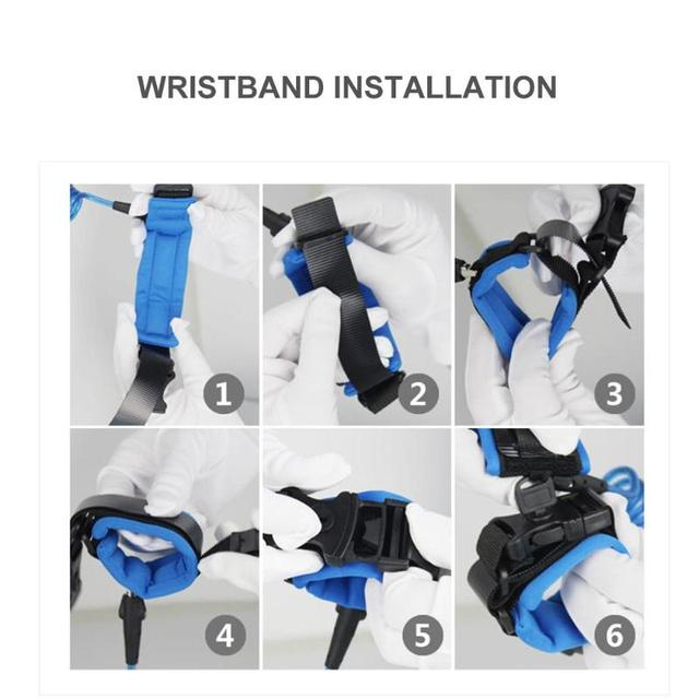1.5/2/2.5M Baby Anti Lost Wrist Strap Rope Parent-child Outdoor Walking Hand Belt Kids Safety Anti-lost Wristband Toddler Leash 5