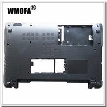 NOVO para Asus K53 K53TK A53T A53U A53U A53 X53 X53BY K53U X53U K53B K53T X53B Laptop Inferior Caso Base Tampa D shell