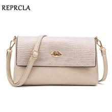 REPRCLA Fashion Women Shoulder Bag Designer Handbag Leather Women's Cro