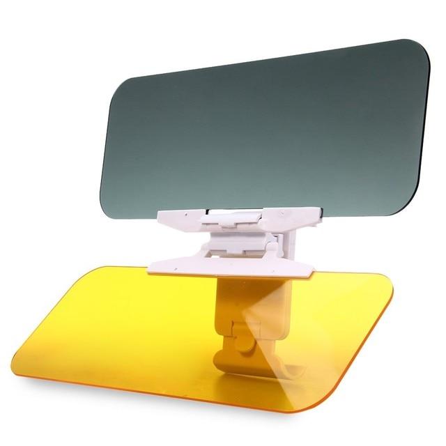 HD Car Sun Visor Goggles For Driver Day Night Anti-dazzle Mirror Sun Visors Clear View Dazzling Goggles Car Visor Mirrors Glass