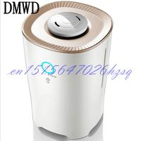 DMWD Essential Oil Diffuser Aromatherapy Double Purification 130W Air Humidifier Electric Air Purifier 4L One Piece