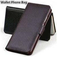 LJ09 Wallet Genuine Leather Phone Bag For Nokia 6 TA 1000 Phone Case For Nokia 6 Wallet Case Free Shipping