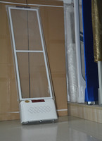 58khz Supermarket security door clothing alarm maternity shop security access control system AS