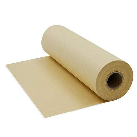 12 polegada 100 pes ideal para embrulho de presente de papel marrom kraft arte artesanato