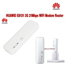 Лот 50 шт. Huawei E8131 3G WiFi модем-маршрутизатор и 3G USB Wi-Fi Dongle