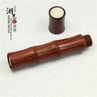 Старый материал бамбук Джосс палку красный кислоты ветви цилиндрические полусапожки алоэ лежат Сян конуса благовония трубы, изготовление