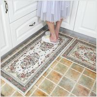 HOT 2PCS/Set 60X90 And 45X120CM Carpet Door Mat Coffee Table Area Home DecorCarpets Kitchen/Bath Floor Mat And Carpet Fur Rugs