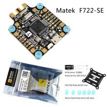 Matek System F722-SE F7 Dual Gryo Flight Controller Built-in PDB OSD 5V/2A BEC C