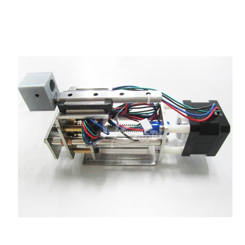 LY DPS-01 Laser Machine de Gravure Convertir À 3 Axes CNC Modèle bricolage Z Axe Plate-Forme de Glissière Suite avec Stylo Pince - 3