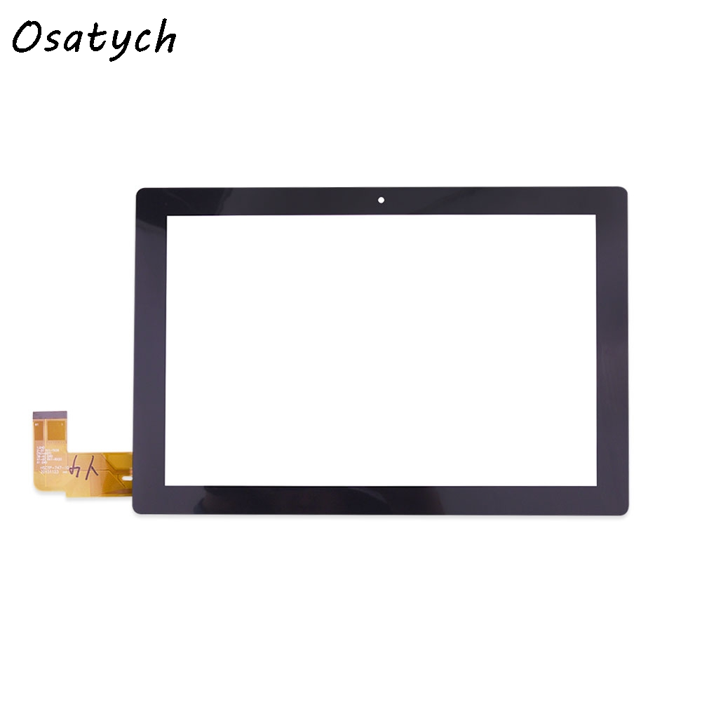 "New 10.1""Black Touch Screen For Chuwi Hi10 CW1515 HSCTP-747-10.1-V0 Digitizer Panel Replacement Glass Sensor Free Shipping"