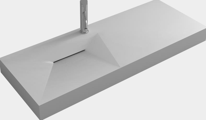 Настенный 1200 мм vanity столешницы бассейна камень твердой поверхности матовый белый раковина 38428