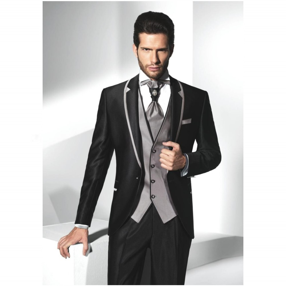 free shipping male suit mens suits pretty western style man suits peaked lapel groomsman tuxedos men