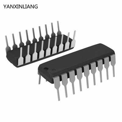 PIC16F628-04/P P16F628 FLASH-Based 8-Bit CMOS Microcontrollers DIP NEW IC