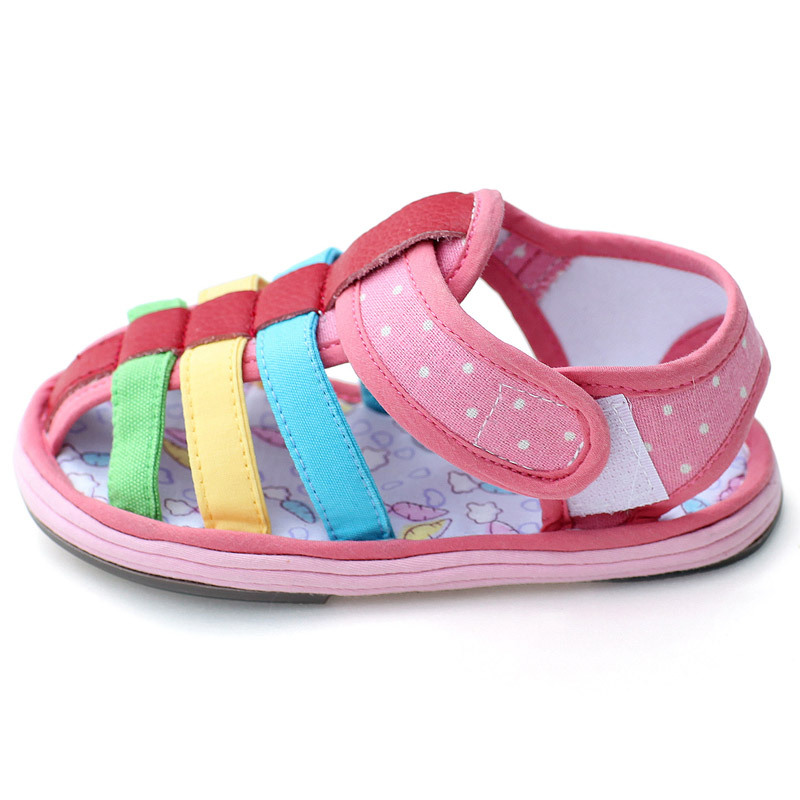 46e899e52ac2 Rainbow Sandals children shoes kids sandals for baby girls sports shoes  boys summer shoes haizimenxia-in Sandals from Mother   Kids on  Aliexpress.com ...