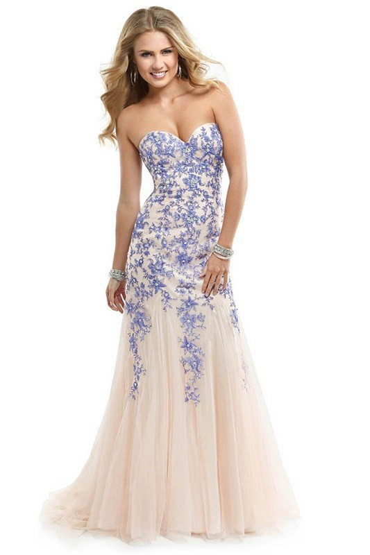 Cheap Mermaid Prom Dress - Ocodea.com