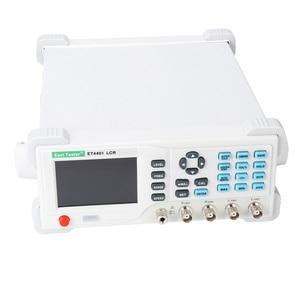 Image 2 - Et4401/et4402/et4410 desktop medidor digital l cr medidor de capacitância resistente impedância indutância medida ponte l cr medidor de medidor