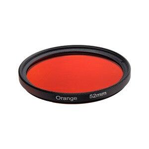 Image 4 - 40.5mm 43mm 46mm 52mm 55mm 58mm 62mm 67mm 72mm 77mm 82mm Canon Sony nikon kamera Lens Için Tam Renk Filtreler Set Aksesuarları