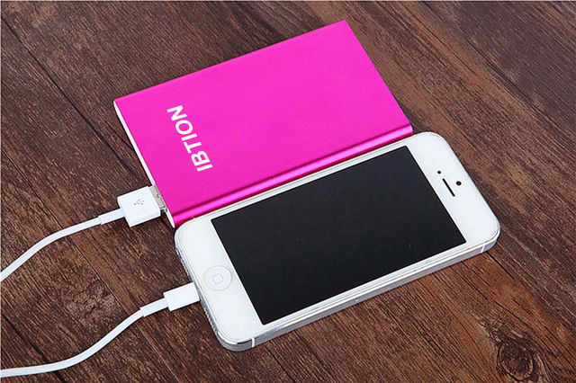 Cool and Small Strong Power Bank 4000 mAh