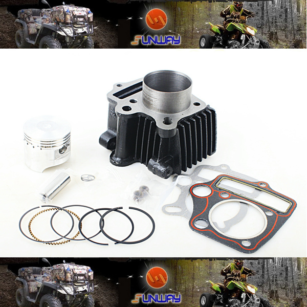 50mm Big Bore Cylinder Kit för Honda CT70H TRX70 XR70R CRF70 CT70 TRX 70 DY70 JH70