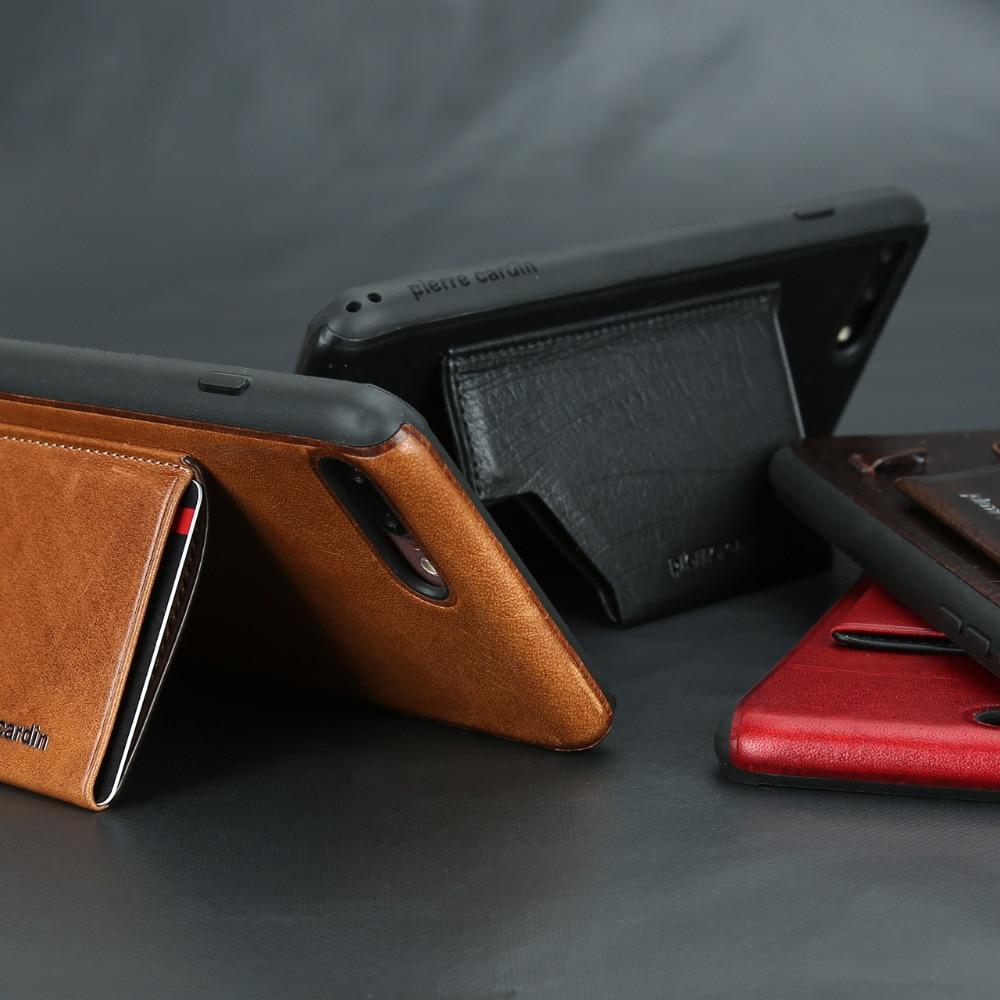 Apple iPhone 7 7 Plus հեռախոսի պատյան Pierre Cardin - Բջջային հեռախոսի պարագաներ և պահեստամասեր - Լուսանկար 5