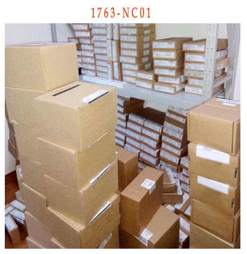 NEW 1763-NC01 industrial control PLC module 5pcs 1pcs new om e32 zd200 industry automation plc plc module industrial use l
