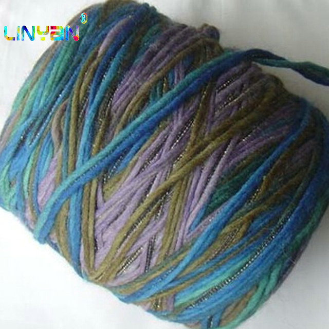 овечья шерсть 100 в италии толстой пряжи для вязания шерсть 500 г