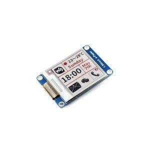 Image 2 - Waveshare1.54 дюймовый электронный бумажный Модуль 200x200, 2,9 дюйма электронная бумага 296x128, 4,2 дюйма электронная бумага, 400x300 электронные чернила, SPI интерфейс для Raspberry PI