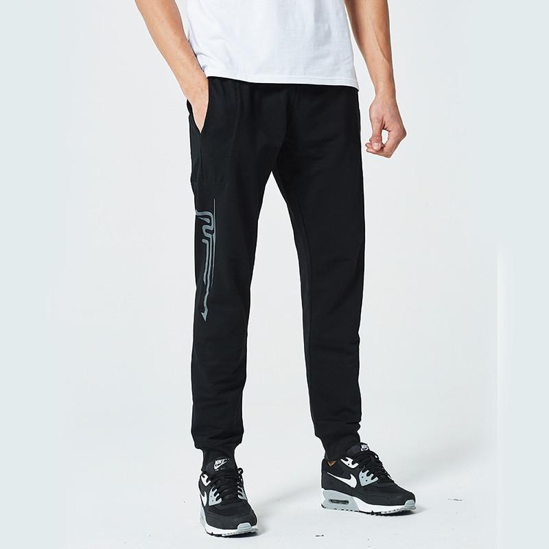 Brand New Mens Casual Pants Spring Autumn Designer Solid Color Plus Size Slim Fat Stretch Pants Men Loose Sweat Pants BGLK30