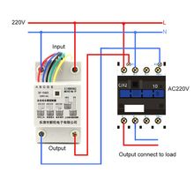 цена на DF-96ED Automatic Water Level Controller Switch 10A 220V Water tank Liquid Level Detection Sensor Water Pump Controller