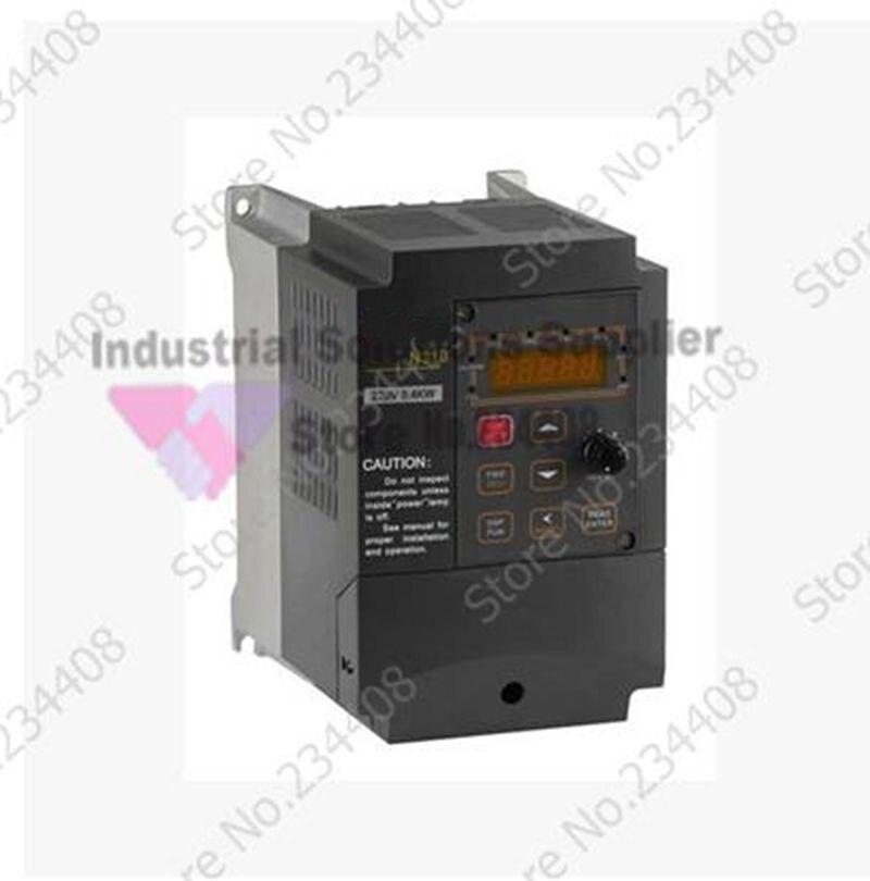 Frequency Converter Single Phase N310-20P5-H 220V 0.4KW N310 High Performance New песочница бассейн marian plast palplay собачка красный 373