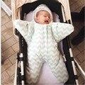 Meninos Meninas Crianças saco de dormir do bebê Saco de Dormir Quente Estrela Bonito envelopes para recém-nascidos Cobertor Do Bebê Saco de Boa Qualidade
