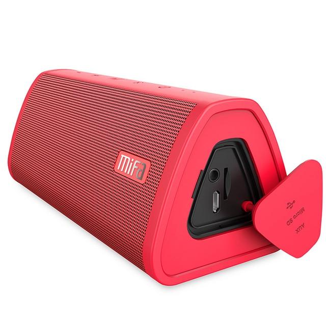 Mifa Portable Sound System 10W stereo Music surround Waterproof Outdoor Speaker  Bluetooth speaker Portable Wireless Loudspeaker