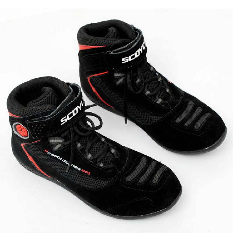 Motorcycle Boots Summer Promotion-Shop for Promotional Motorcycle ...