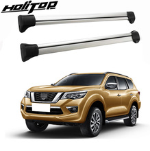 horizontal roof rack cross bar roof rail for Nissan Terra Xterra Terrano, strong aluminum alloy,high quality,made in big factory