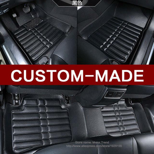 Special Made Car Floor Mats For Audi A B B B Allraod Avant A - Audi a4 car mats