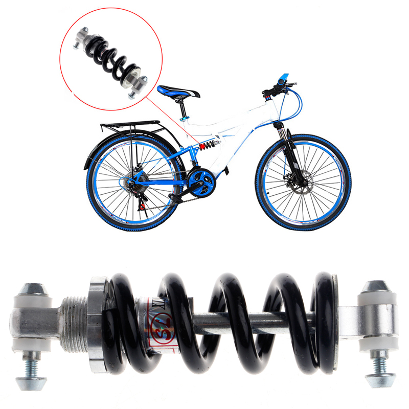 fe45734424a 1500 LBs/1200 LBs Rear Bike Parts Bicycle Shock Absorber Spring Shock  Absorber Bicycle Rear Suspension Absorber Oilless Parts
