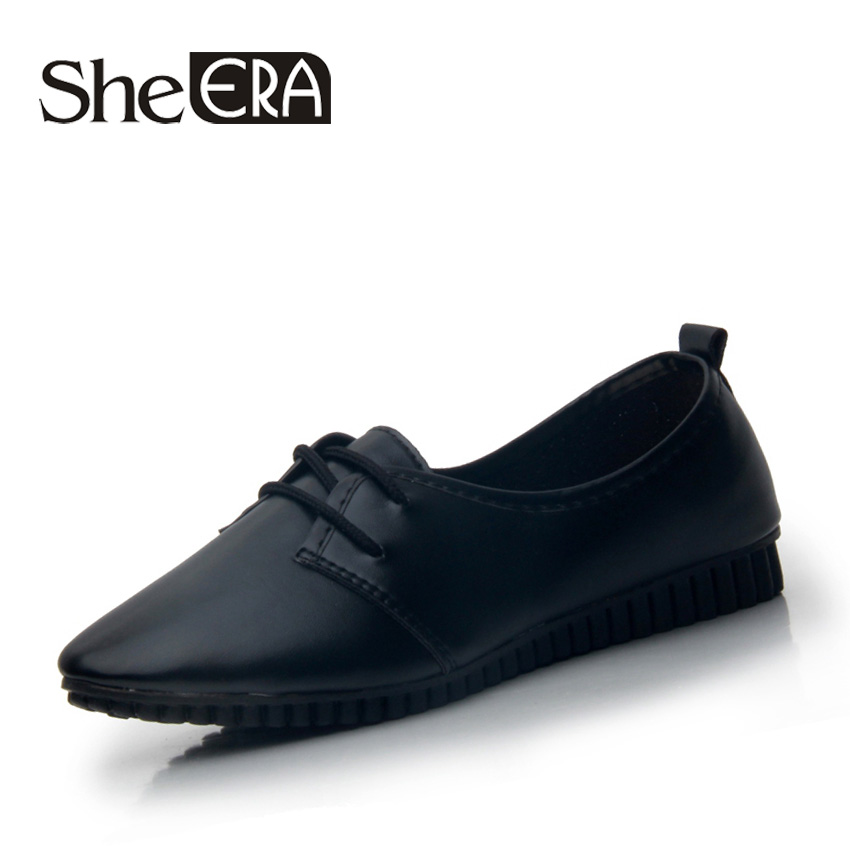 She Era New Ladies Shoes Woman Trendy Pointed Toe Casual ...