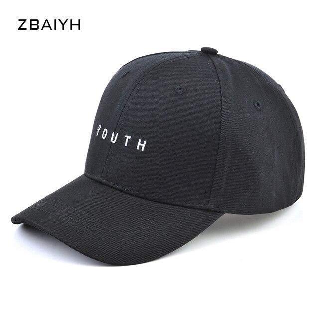 2016 New Brand Baseball Cap Men YOUTH letter Embroidery Snapback Caps Hip Hop Ovo Drake gorras Travis Scot Fashion Women's Hats