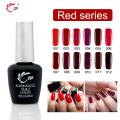 TP Gel Polish Varnish UV LED Gorgeous Red Color Series UV Gel LED Lamp Nail Art Design Nail Gel Lacquer