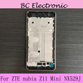 Back battery cover LCD Holder Screen Front Frame For ZTE nubia Z11 Mini NX529J  Housing Case middle Frame