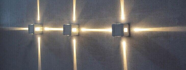 iluminação interior luzes de parede spotlight