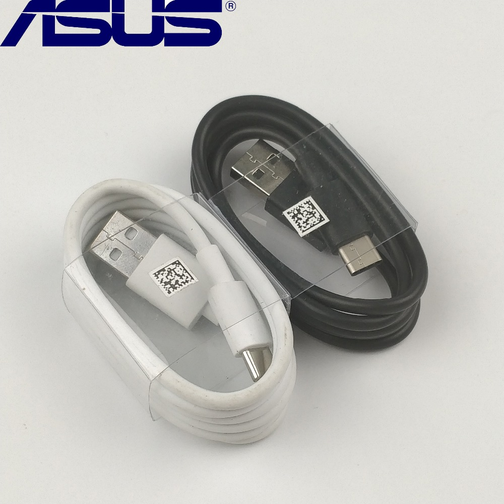 Original Asus Zenfone 3 Charger Cable Usb 3.0 Type-A to Type C 100cm Quick Fast Data Cable For ASUS Zenfone 3 Deluxe/Selfie/Max