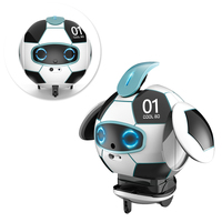 New Multifunctional Speech Recognition Smart Soccor Ball Robot With Dancing Learning Educational Toy Children Birthday Best Gift