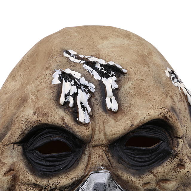 Party Horror Prop Halloween Supplies Creepy Scary Costume Mask