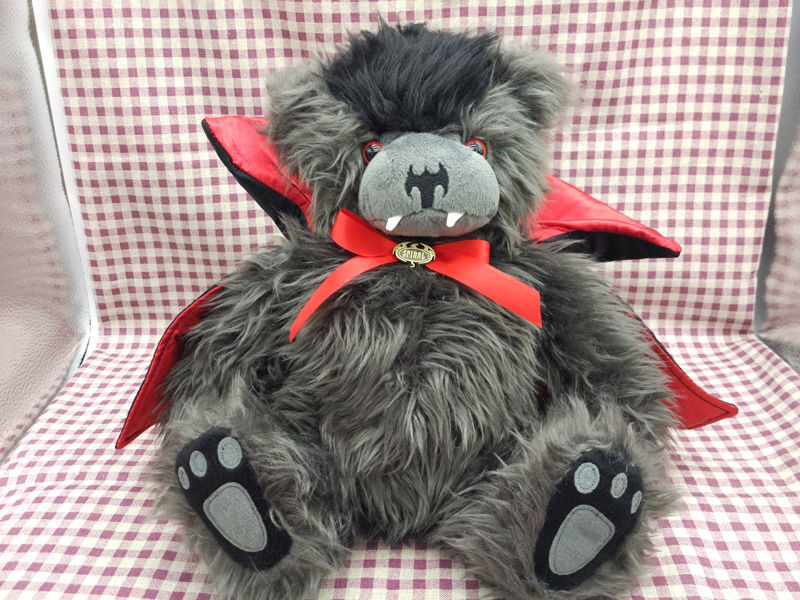 Plush Horse Stuffed Animal, Spiral Direct Ted The Impaler Dracula Vampire Teddy Gothic Plush Soft Toy 12 Toy Plush Vampire Plushtoy Soft Aliexpress