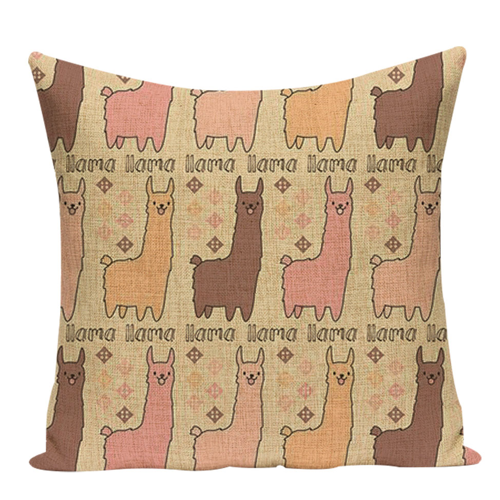 Elephant Cushion Cover Indian Cushions Home Decor Таңдамалы - Үй тоқыма - фото 4