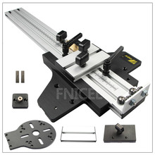 Guide-Rail Linear-Slide Woodworking Diy Engraving-Machine Universal Straight Orbit